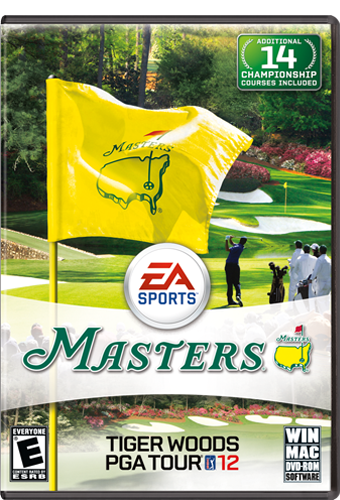 EA Sports releases Tiger Woods PGA Tour 12 for Mac and PC users