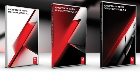 Adobe Flash media server