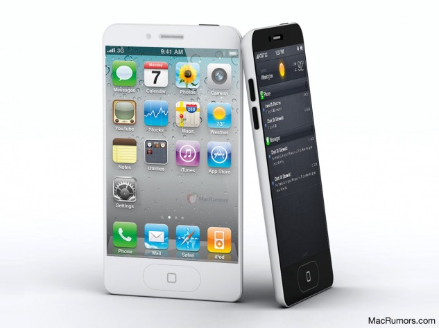 Apple 2012 iPhone 5