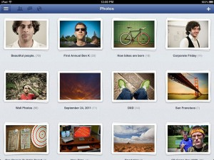 Facebook's new iPad app