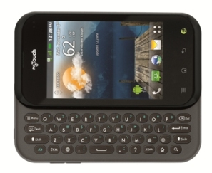 T-Mobile myTouch Q smartphone