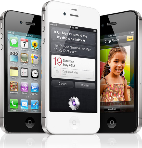 Apple's iPhone 4S