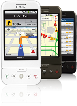 TeleNav GPS Navigator 7.1 released to show real-time traffic based on your exact locale