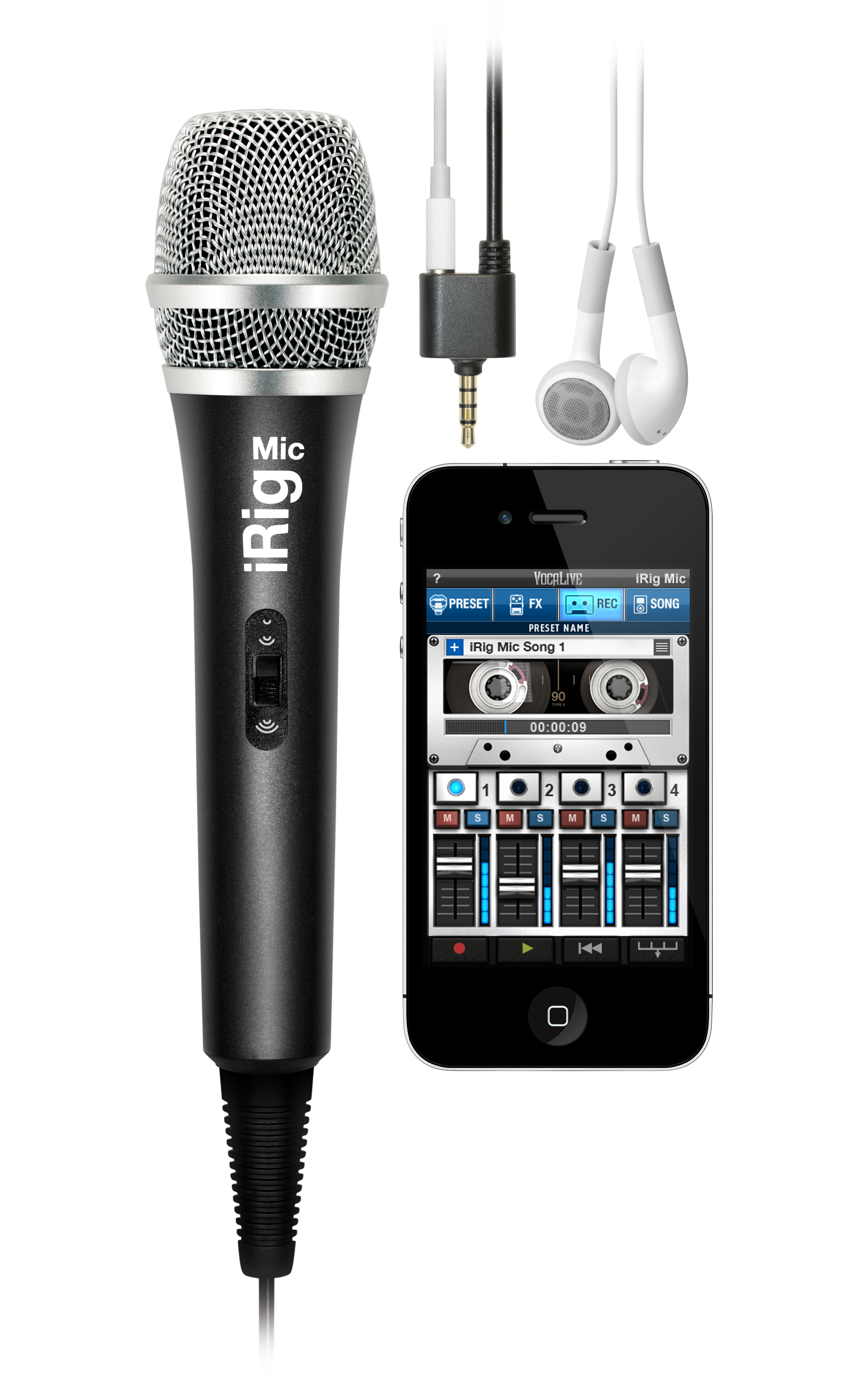 NAMM 2012: IK Multimedia's iRig line offers mobile recording solutions