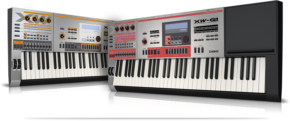 NAMM 2012: Casio hopes to reinvent brand with new XW synths