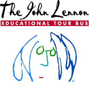 John Lennon Educational Tour Bus logo