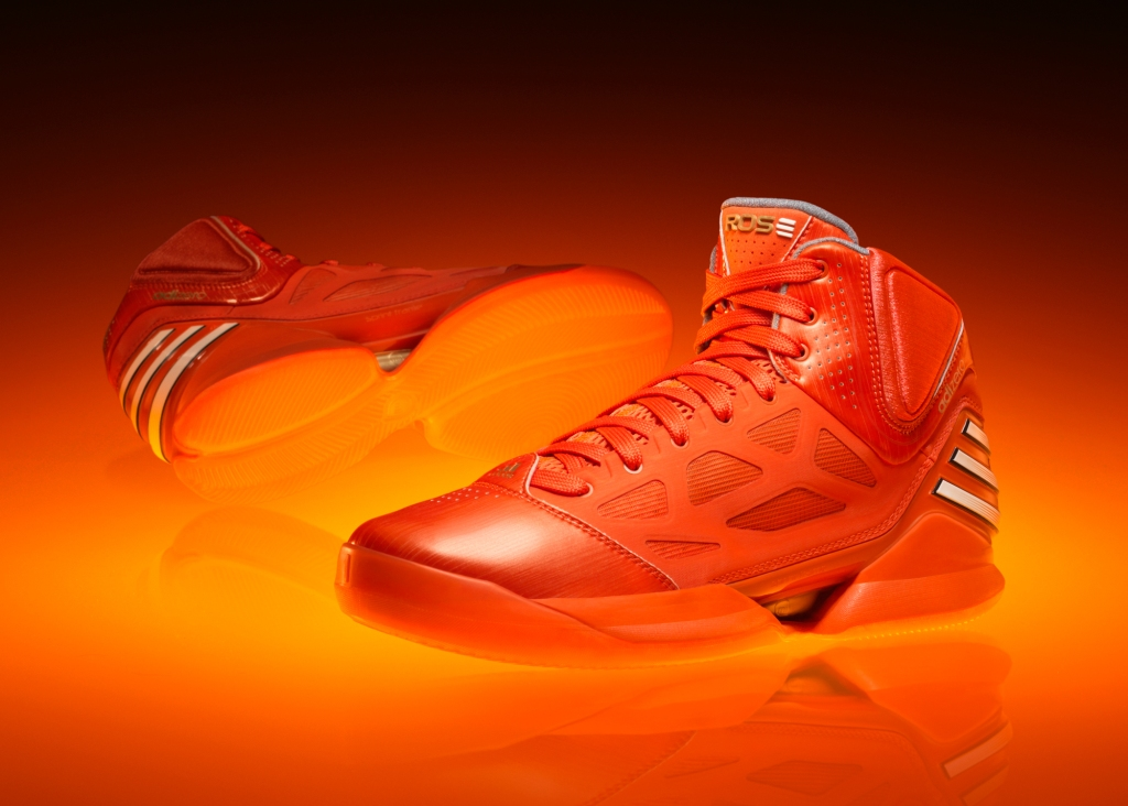 separation shoes 1eadc 75f7f adidas unveils NBA All-Star uniforms, new shoes for Derrick
