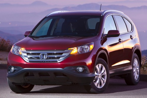 Honda's CR-V gains refinement, quieter ride