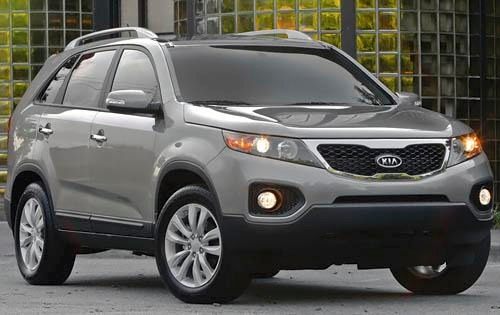 Kia's Sorento becoming first choice for shoppers