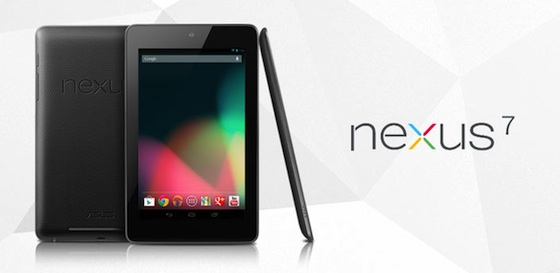 Google launches 7-inch Nexus 7 tablet