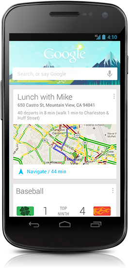 Google Now promises to deliver information you need before you ask for it