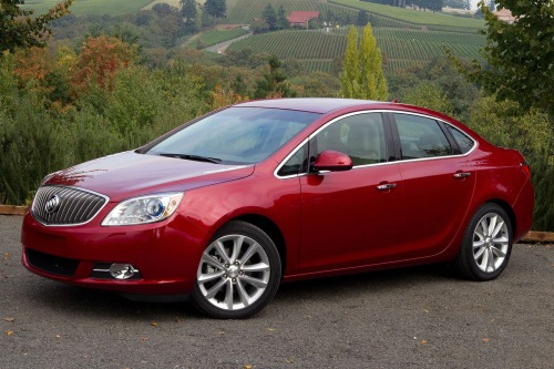 Verano gives Buick foot in compact class