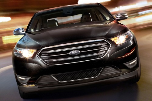 Ford bullish on 2013 Taurus restyle, options