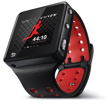 Motorola's Motoactv is a watch, an MP3 player, a trainer and a heckuva good golf GPS, too