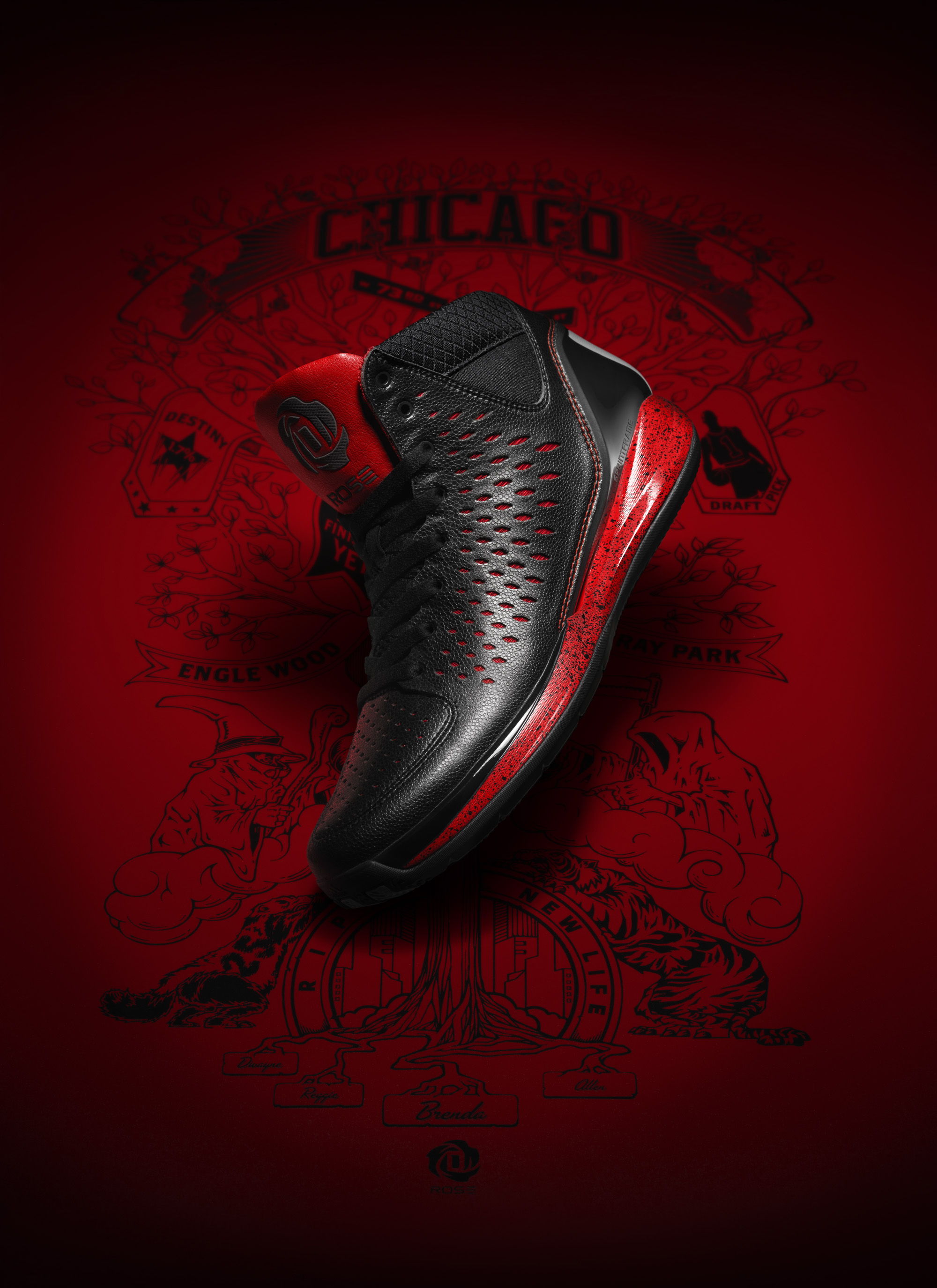 Adidas introduces new d rose 3 sneaker derrick rose cries of course voltagebd Choice Image