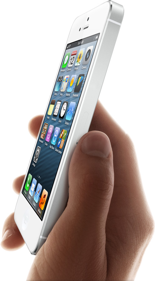 iPhone 5 sales open to long lines, Maps controversy