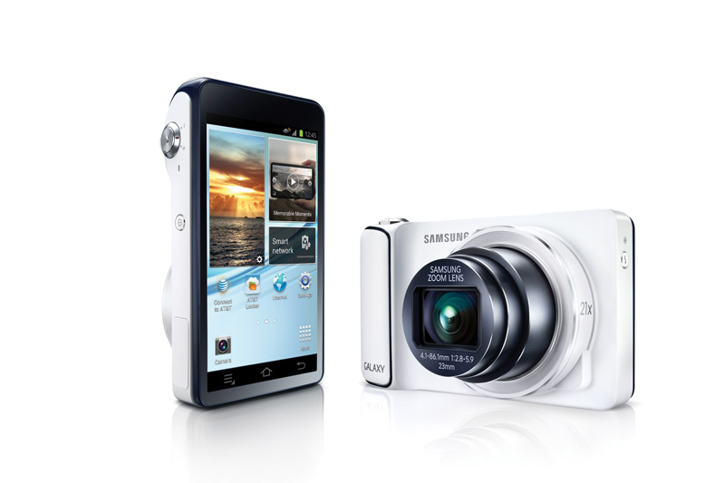 AT&T launches Samsung Galaxy camera — and a discount