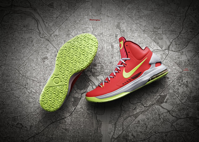 Nike releases new Kevin Durant signature shoe, the KD V