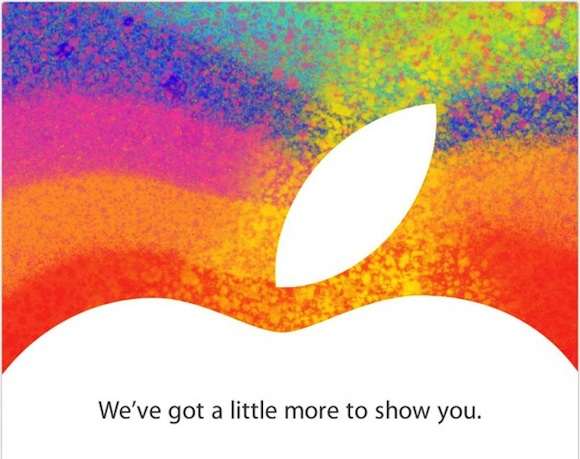 It's official, Apple to host media event Oct. 23; is it iPad Mini?