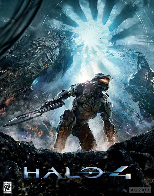 Halo 4 videogame making entertainment history