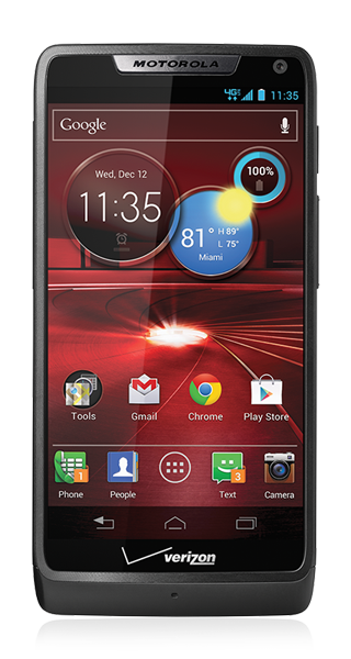 In a world of super-big Android phones, Motorola Droid Razr M finds a niche