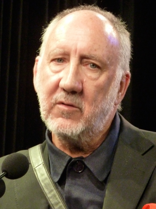 Pete Townshend at the 2013 TEC Awards