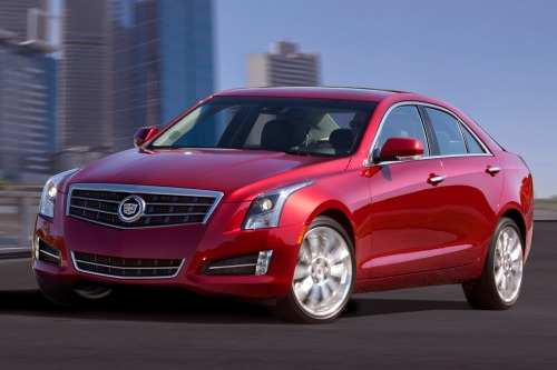 Caddy's ATS is one special sports sedan