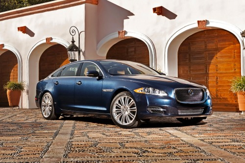 Jaguar's XJ is world class luxury sedan