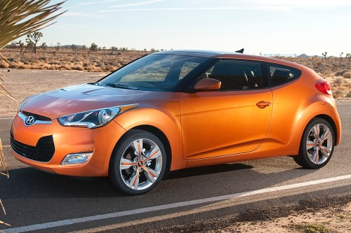 Hyundai Veloster gets more velocity for 2013