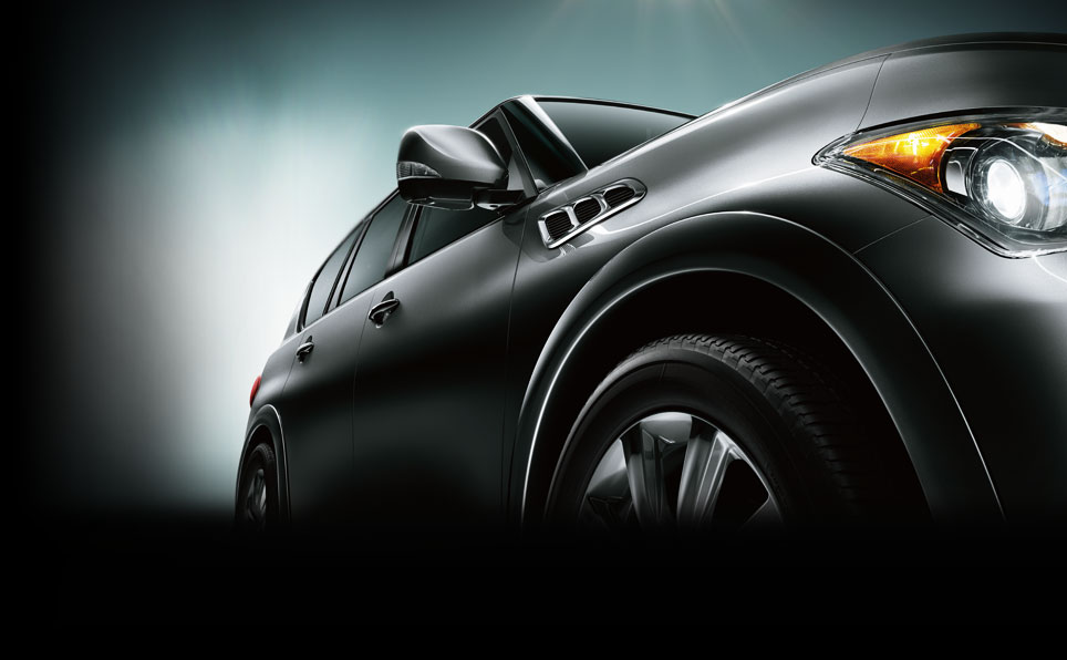 QX56 is spacious, comfortable Infiniti offering