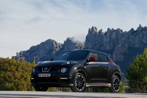Nissan Juke kicks up fun with NISMO model