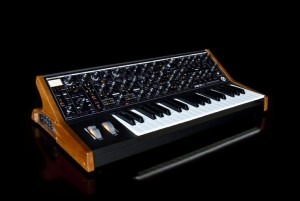 Moog showcased its Sub 37 Tribute Edition Analog Synth at NAMM 2014. It is designed as a tribute to Bob Moog.