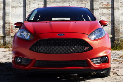 Fiesta ST is fiery, fuel efficient hatchback