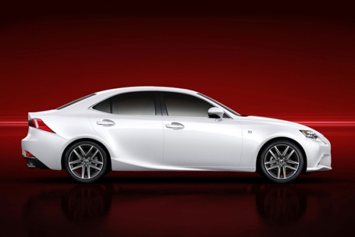 IS350 F-Sport shows Lexus has lots of life