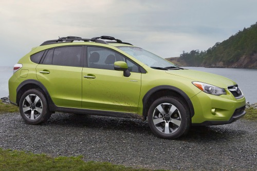 XV Crosstrek is one make-sense hybrid