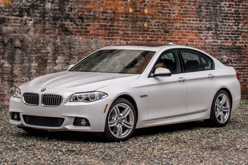 BMW 535d is elegant way to save fuel, have fun