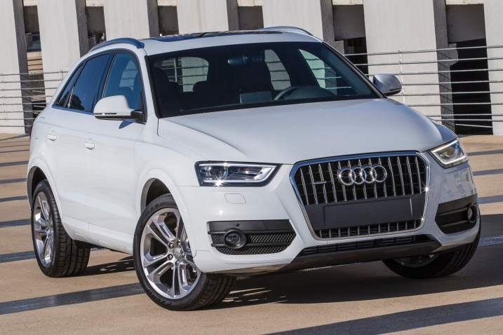 Audi offers smaller Q3 with full size luxury benefits