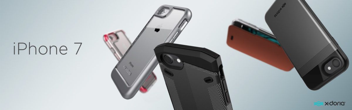 In advance of iPhone 7, X-doria releases suite of new iPhone 7 and iPhone 7 Plus cases. We examine