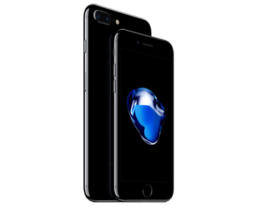 Want a jet black iPhone 7 or any iPhone 7 Plus? Better order online; Apple Store supplies will be low