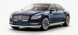 Lincoln's Black Label fits new Continental very, very nicely